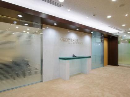 格調と先進性の調和 日本初のオフィス