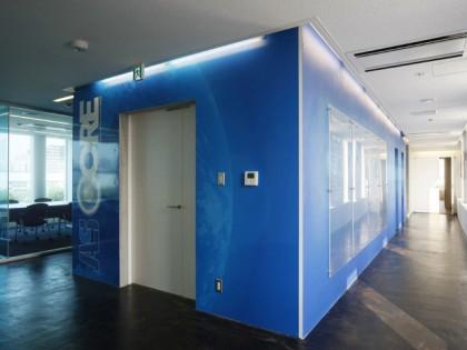 愛知産業株式会社 オフィスデザイン