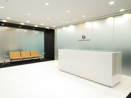 企業合併に伴った大規模移転プロジェクト