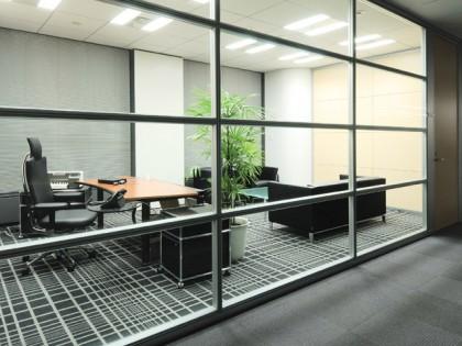 日本アルカテル・ルーセント株式会社 オフィスデザイン