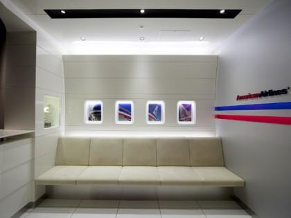 アメリカン航空 オフィスデザイン