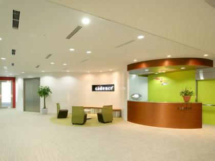 日本ケイデンス・デザイン・システムズ社 オフィスデザイン