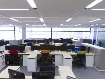 株式会社ソフトウェアクレイドル オフィスデザイン