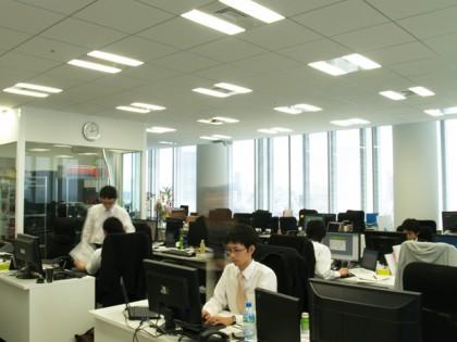 株式会社サイブリッジ オフィスデザイン