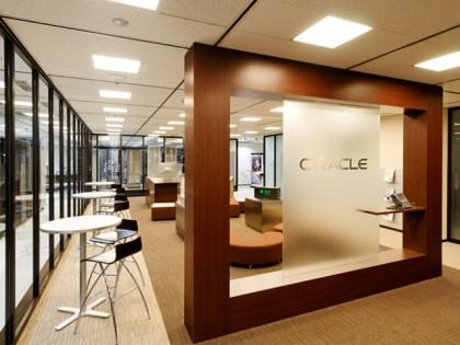 日本オラクル株式会社 オフィスデザイン