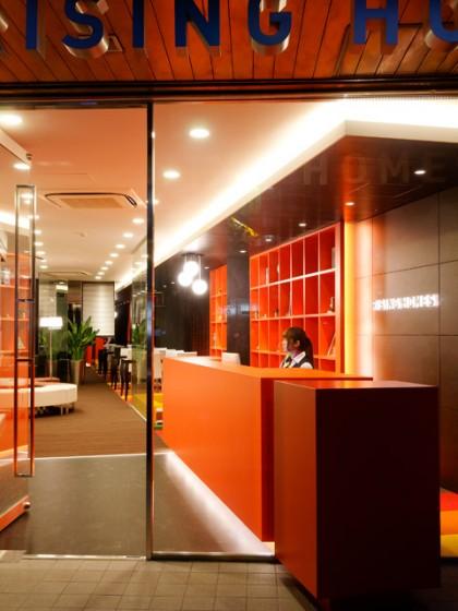 株式会社ライジングホームス オフィスデザイン